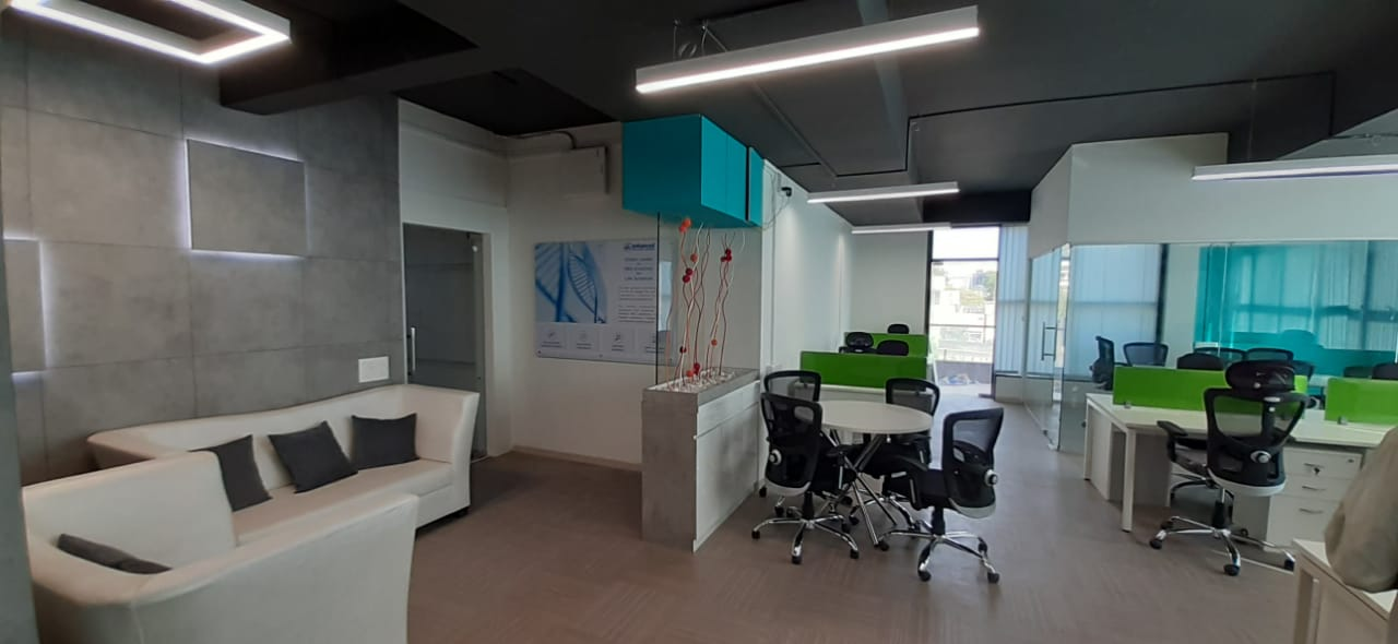 New Pune Office